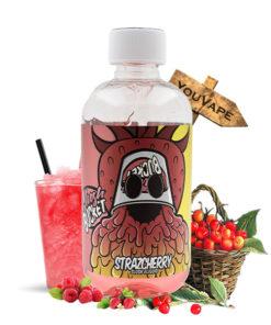Eliquide Strazcherry Slush Cold Finger 200ml par Joe's Juice