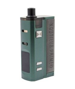Kit Nautilus Prime X Hunter Green par Aspire