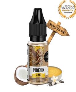 Phoenix 10ml par Curieux
