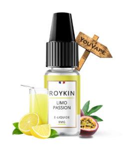 Eliquide Limo Passion par Roykin