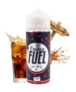 Eliquide Pep's Oil 100ml par Fruity Fuel