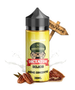 Concentré Delicio 30ml par Dictator