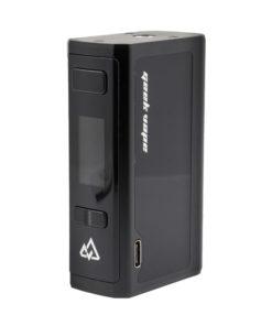 La box Obelisk 120FC est une révolution dans la vape : elle se recharge en 15mn avec un chargeur rapide, grâce à ses accus intégrés haute performance (3700mAh)
