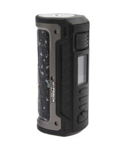 La box Hyperion DNA 100C s'adresse aux vapoteurs exigeants et aventuriers : étanche et élégante, elle offre une vape premium par chipset Evolv pour 21700.